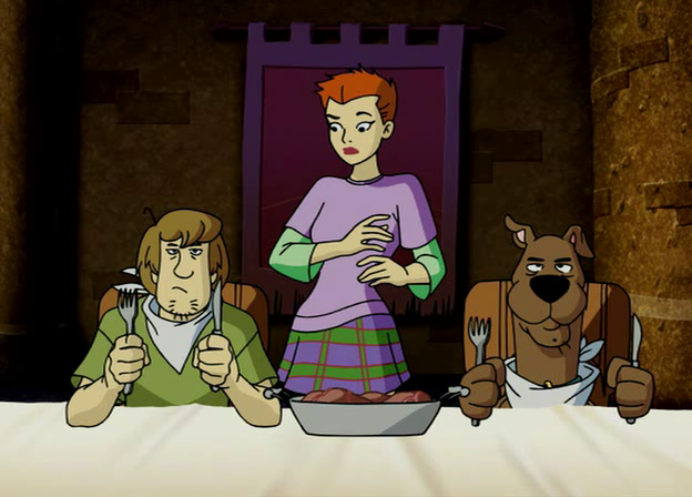 Scooby Doo And The Loch Ness Monster 2004 Scooby Doo Daily